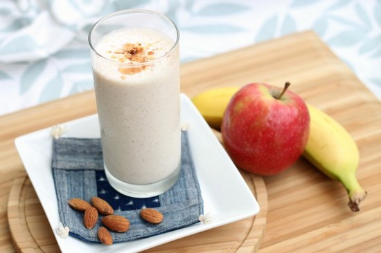Smoothie Pomme/Amande