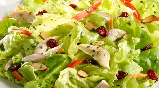 salades de vinaigrette