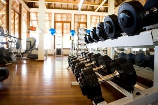 Faites des essais en salle de gym
