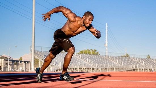 entraînement par intervalles à haute intensité