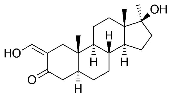la mollecule de anadrol