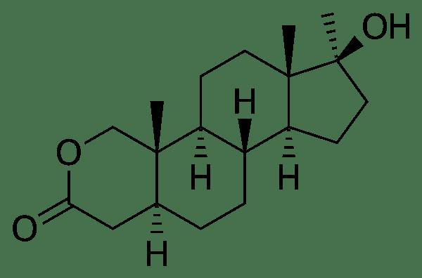 la mollecule de anavar