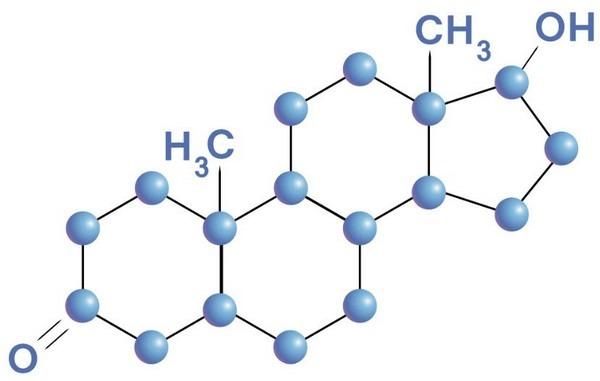 la mollecule de dianabol
